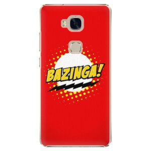 Plastové puzdro iSaprio - Bazinga 01 - Huawei Honor 5X