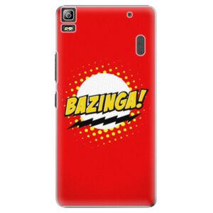 Plastové puzdro iSaprio - Bazinga 01 - Lenovo A7000