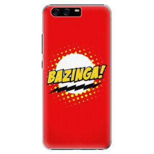 Plastové puzdro iSaprio - Bazinga 01 - Huawei P10 Plus