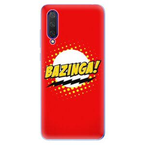 Odolné silikónové puzdro iSaprio - Bazinga 01 - Xiaomi Mi 9 Lite