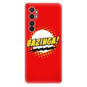 Odolné silikónové puzdro iSaprio - Bazinga 01 - Xiaomi Mi Note 10 Lite