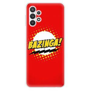 Odolné silikónové puzdro iSaprio - Bazinga 01 - Samsung Galaxy A32 5G