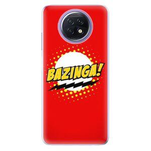 Odolné silikónové puzdro iSaprio - Bazinga 01 - Xiaomi Redmi Note 9T