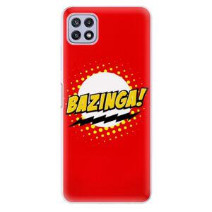 Odolné silikónové puzdro iSaprio - Bazinga 01 - Samsung Galaxy A22 5G