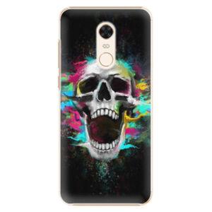 Plastové puzdro iSaprio - Skull in Colors - Xiaomi Redmi 5 Plus