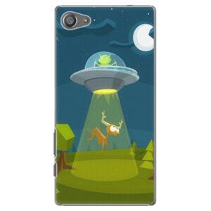 Plastové puzdro iSaprio - Alien 01 - Sony Xperia Z5 Compact
