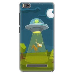 Plastové puzdro iSaprio - Alien 01 - Xiaomi Mi4C