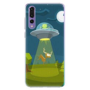 Plastové puzdro iSaprio - Alien 01 - Huawei P20 Pro