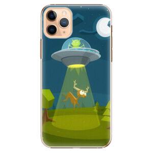Plastové puzdro iSaprio - Alien 01 - iPhone 11 Pro Max