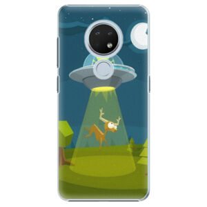 Plastové puzdro iSaprio - Alien 01 - Nokia 6.2
