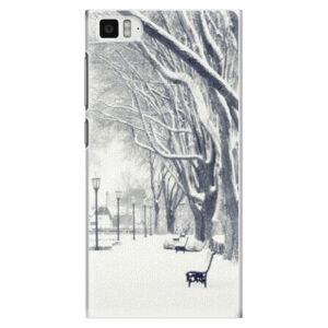 Plastové puzdro iSaprio - Snow Park - Xiaomi Mi3