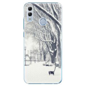 Plastové puzdro iSaprio - Snow Park - Huawei Honor 10 Lite