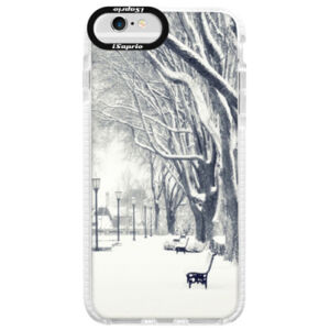 Silikónové púzdro Bumper iSaprio - Snow Park - iPhone 6 Plus/6S Plus