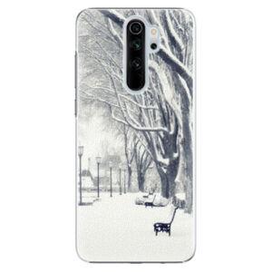 Plastové puzdro iSaprio - Snow Park - Xiaomi Redmi Note 8 Pro