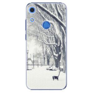 Plastové puzdro iSaprio - Snow Park - Huawei Y6s