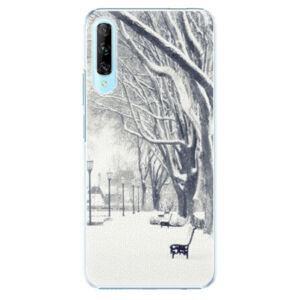 Plastové puzdro iSaprio - Snow Park - Huawei P Smart Pro