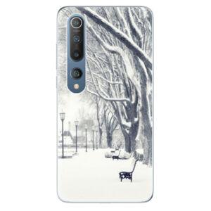 Odolné silikónové puzdro iSaprio - Snow Park - Xiaomi Mi 10 / Mi 10 Pro