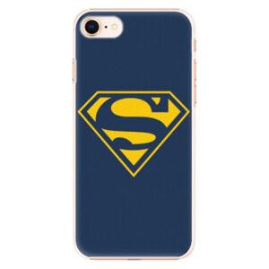 Plastové puzdro iSaprio - Superman 03 - iPhone 8
