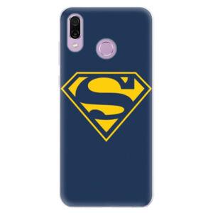 Silikónové puzdro iSaprio - Superman 03 - Huawei Honor Play