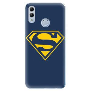 Odolné silikonové pouzdro iSaprio - Superman 03 - Huawei Honor 10 Lite