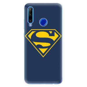 Odolné silikónové puzdro iSaprio - Superman 03 - Huawei Honor 20 Lite