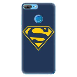 Odolné silikónové puzdro iSaprio - Superman 03 - Huawei Honor 9 Lite