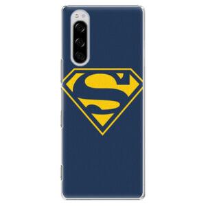 Plastové puzdro iSaprio - Superman 03 - Sony Xperia 5
