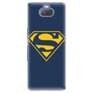 Plastové puzdro iSaprio - Superman 03 - Sony Xperia 10 Plus