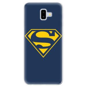 Odolné silikónové puzdro iSaprio - Superman 03 - Samsung Galaxy J6+