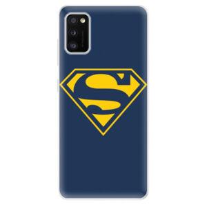 Odolné silikónové puzdro iSaprio - Superman 03 - Samsung Galaxy A41