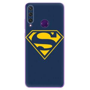 Odolné silikónové puzdro iSaprio - Superman 03 - Huawei Y6p