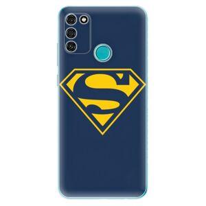 Odolné silikónové puzdro iSaprio - Superman 03 - Honor 9A