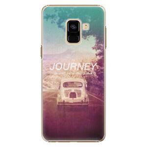Plastové puzdro iSaprio - Journey - Samsung Galaxy A8 2018