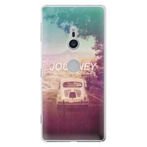 Plastové puzdro iSaprio - Journey - Sony Xperia XZ2