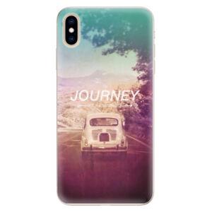 Silikónové puzdro iSaprio - Journey - iPhone XS Max