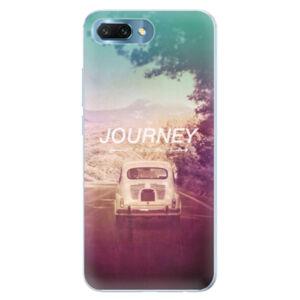 Silikónové puzdro iSaprio - Journey - Huawei Honor 10