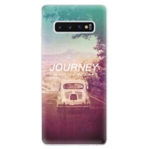 Odolné silikonové pouzdro iSaprio - Journey - Samsung Galaxy S10+