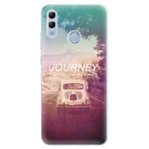 Odolné silikonové pouzdro iSaprio - Journey - Huawei Honor 10 Lite