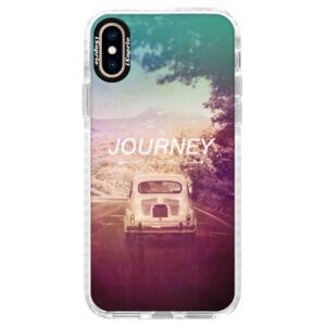 Silikónové púzdro Bumper iSaprio - Journey - iPhone XS