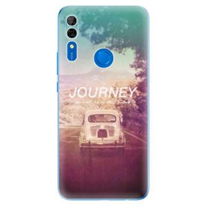 Odolné silikónové puzdro iSaprio - Journey - Huawei P Smart Z