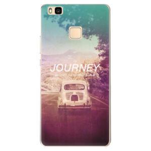 Odolné silikónové puzdro iSaprio - Journey - Huawei Ascend P9 Lite