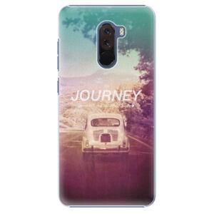 Plastové puzdro iSaprio - Journey - Xiaomi Pocophone F1