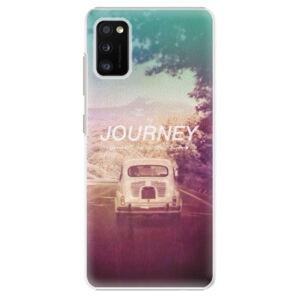 Plastové puzdro iSaprio - Journey - Samsung Galaxy A41