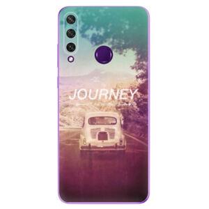 Odolné silikónové puzdro iSaprio - Journey - Huawei Y6p