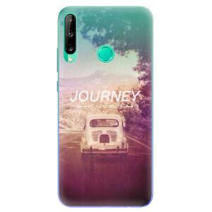 Odolné silikónové puzdro iSaprio - Journey - Huawei P40 Lite E