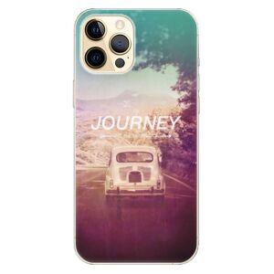Odolné silikónové puzdro iSaprio - Journey - iPhone 12 Pro