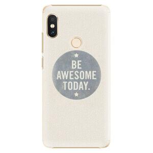 Plastové puzdro iSaprio - Awesome 02 - Xiaomi Redmi Note 5
