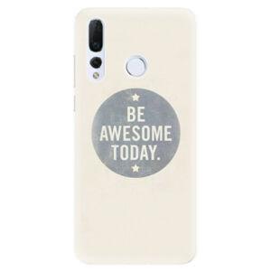 Odolné silikonové pouzdro iSaprio - Awesome 02 - Huawei Nova 4