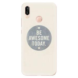 Odolné silikónové puzdro iSaprio - Awesome 02 - Huawei P20 Lite