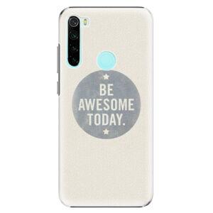 Plastové puzdro iSaprio - Awesome 02 - Xiaomi Redmi Note 8